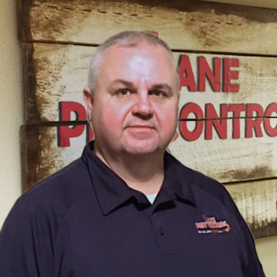 Carl Lane Owner and Certified Applicator